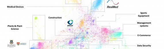 Mapping Innovation Hotspots and Collaboration in Australia