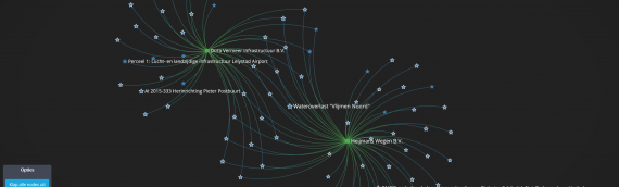Introducing TenderGalaxy: Interactive Visualization of Dutch Government Tenders